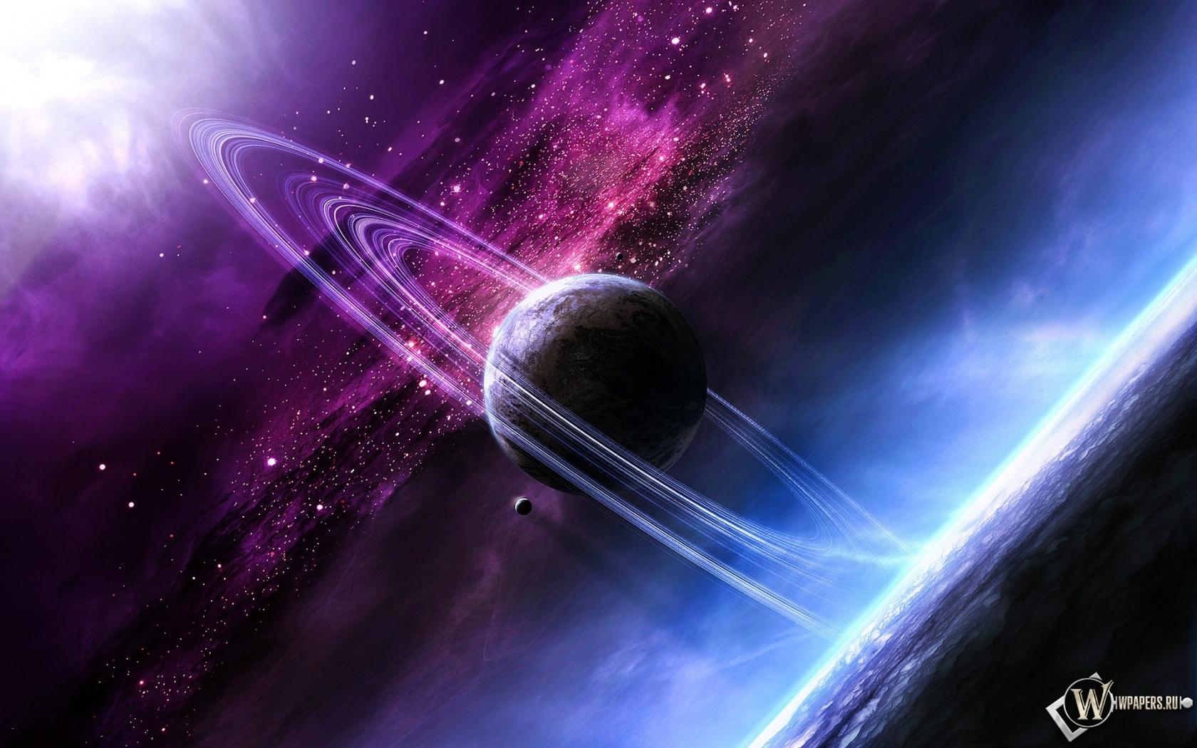 Вселенная 1680x1050