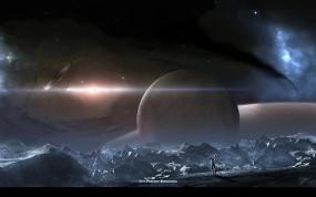 Обои Вселенная: Космос, Планета, Вселенная, Космос