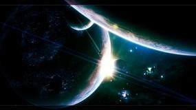 Обои Планеты: Космос, Планета, Корабль, Космос