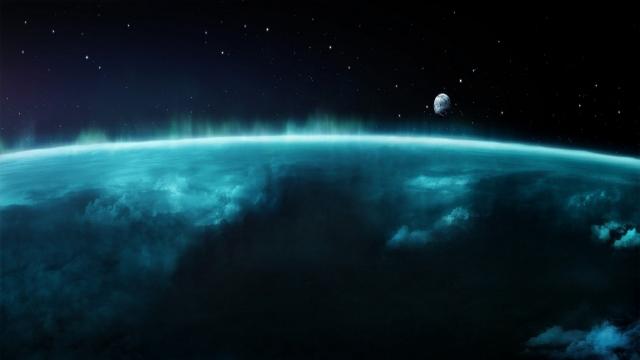 Бирюзовая Земля