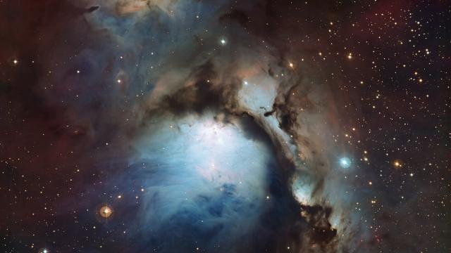 Туманность Messier 78