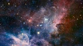 Туманность Carina Nebula