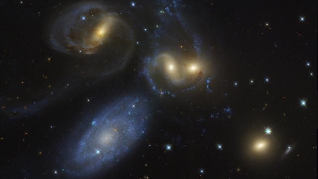 Группа галактик Квинтет Стефана