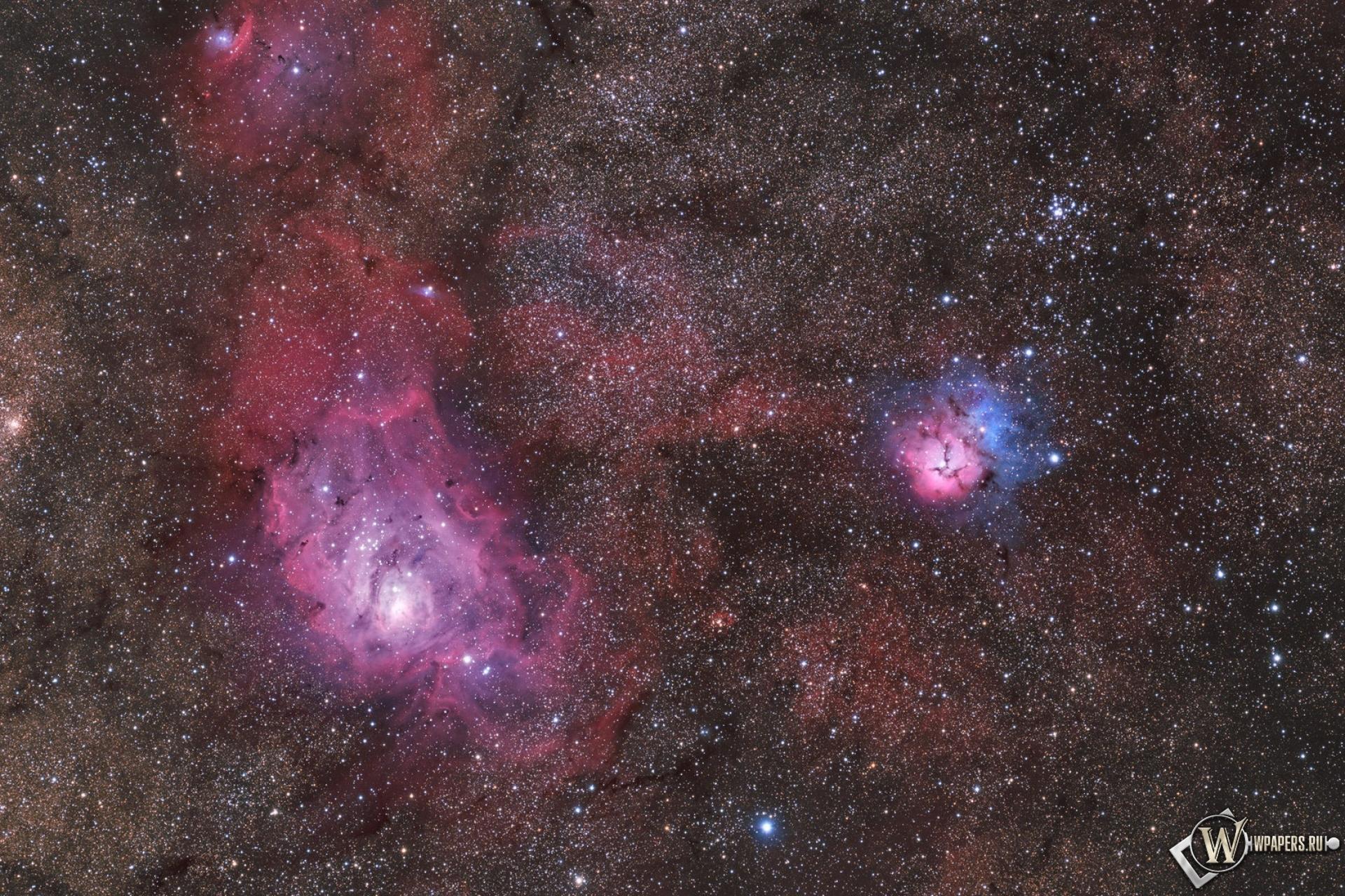 Стрелец фото космос