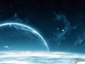 Обои Вселенная: Космос, Планета-гигант, Чудеса космоса, Космос