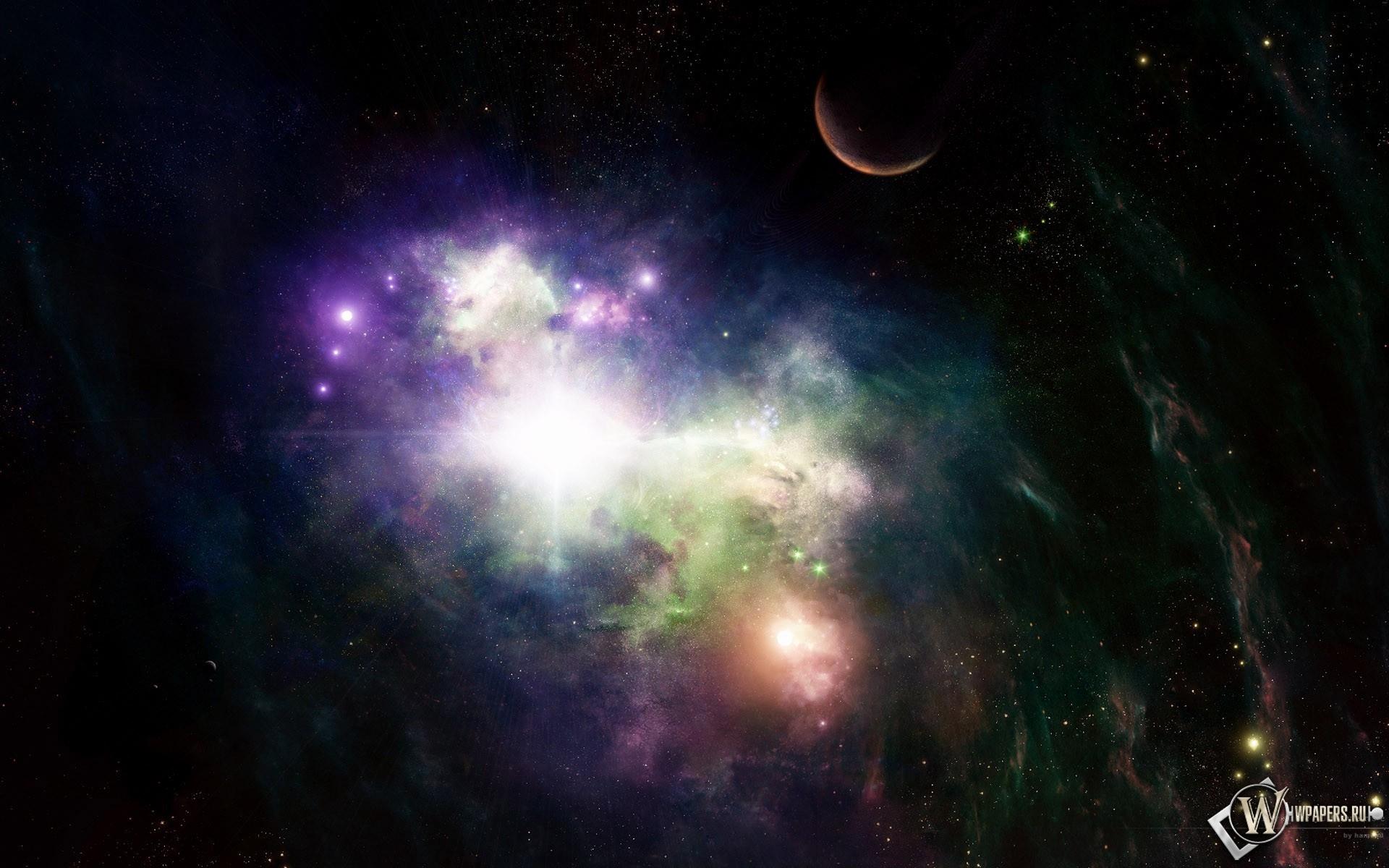 Вселенная 1920x1200