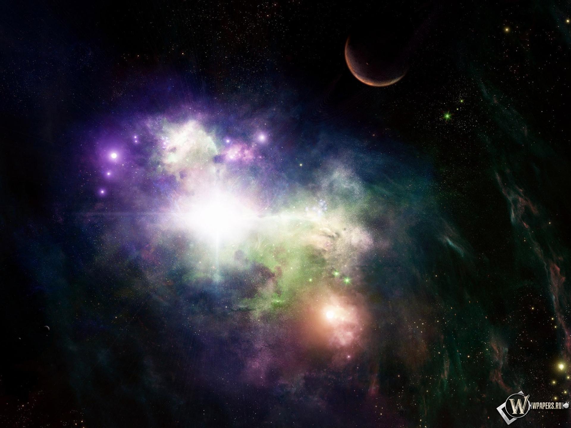 Вселенная 1920x1440