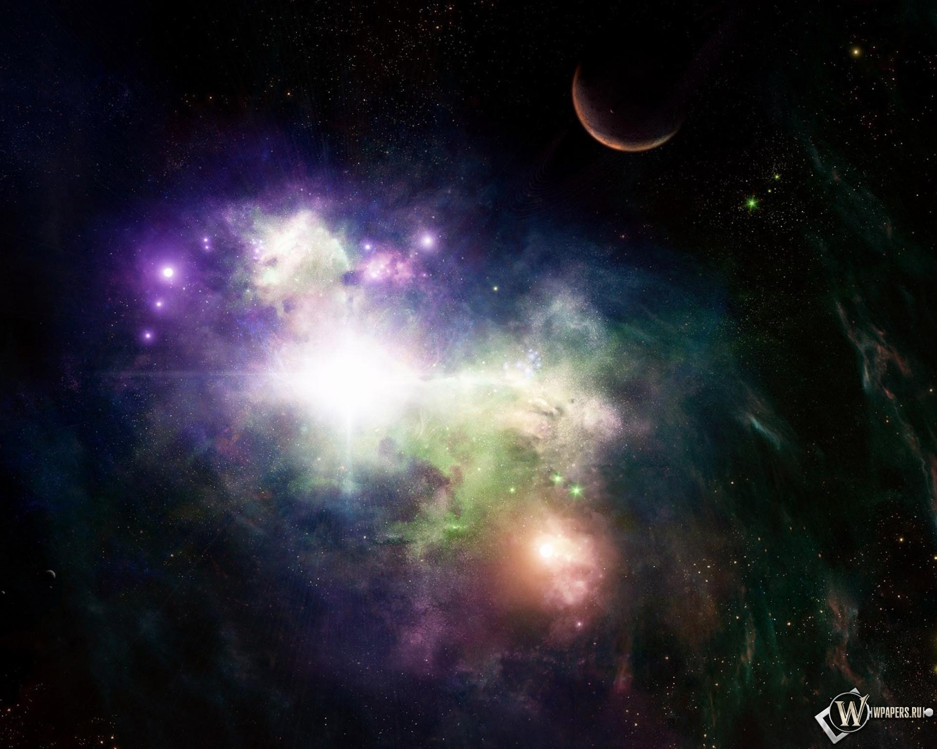 Вселенная 1920x1536