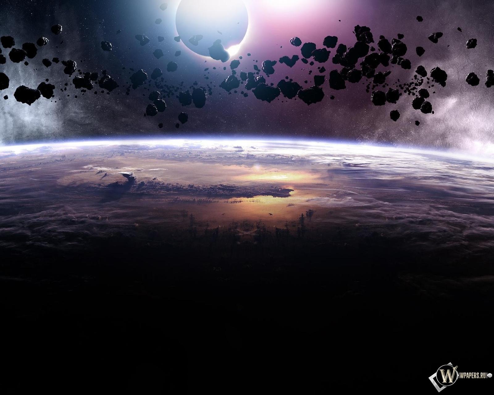 Астероиды 1600x1280
