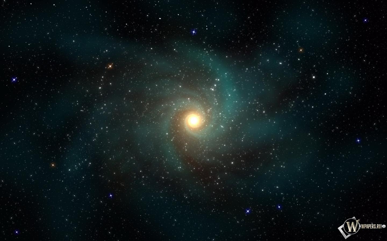 Галактика 1440x900