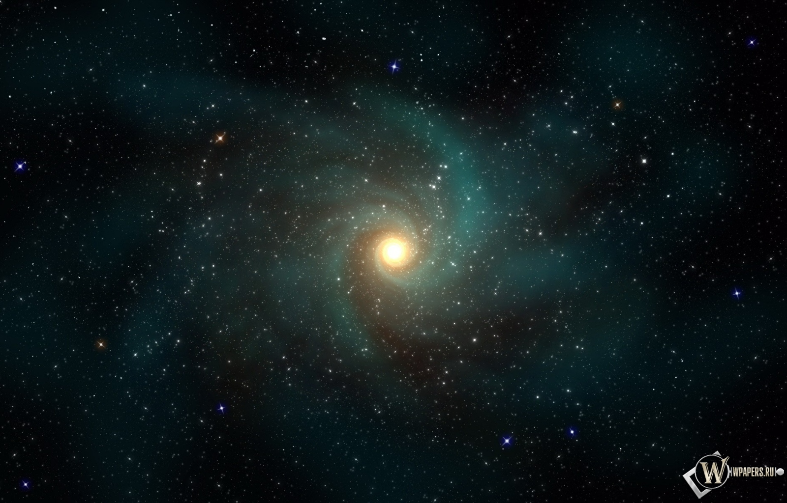 Галактика 1600x1024