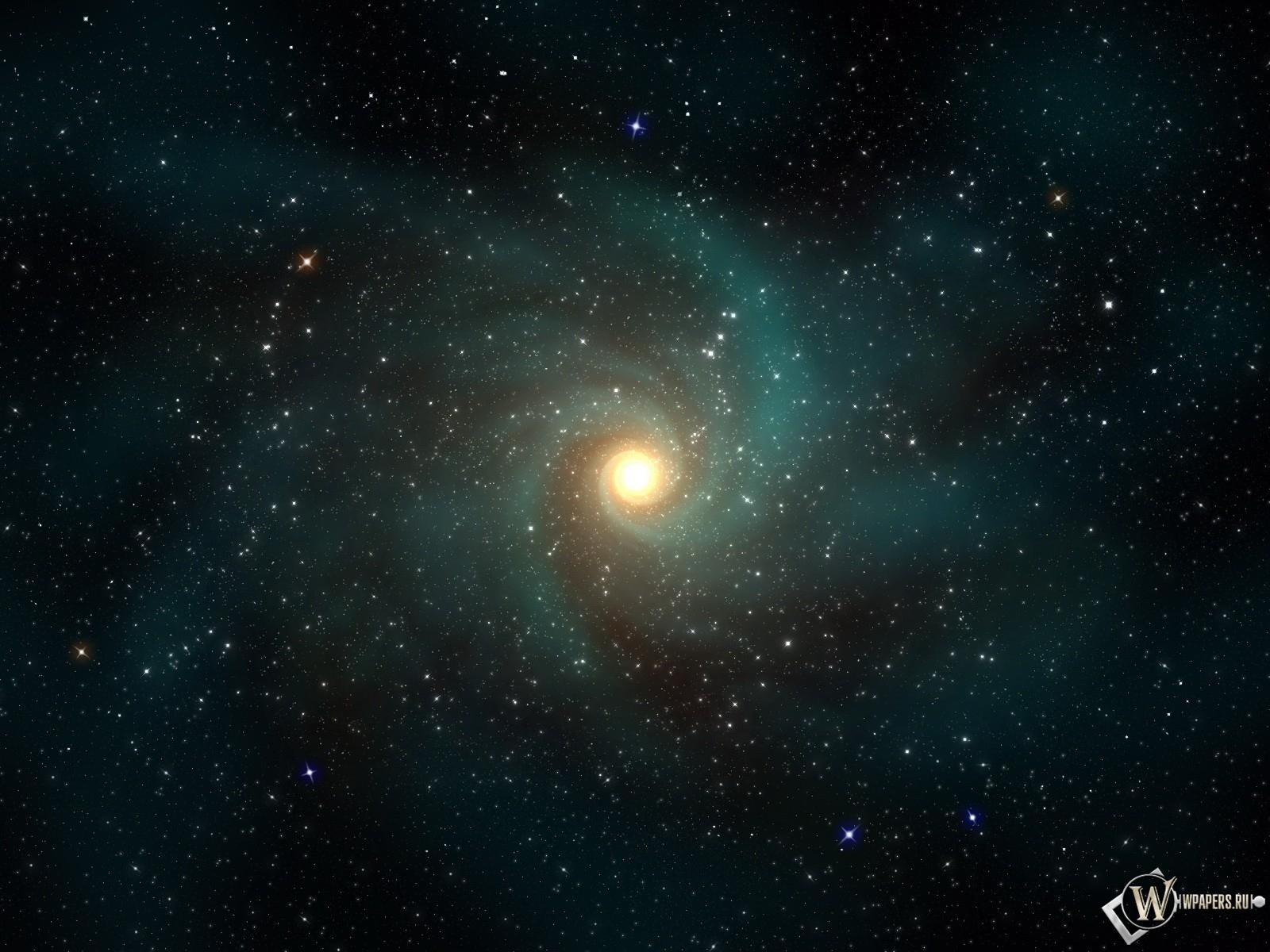 Галактика 1600x1200