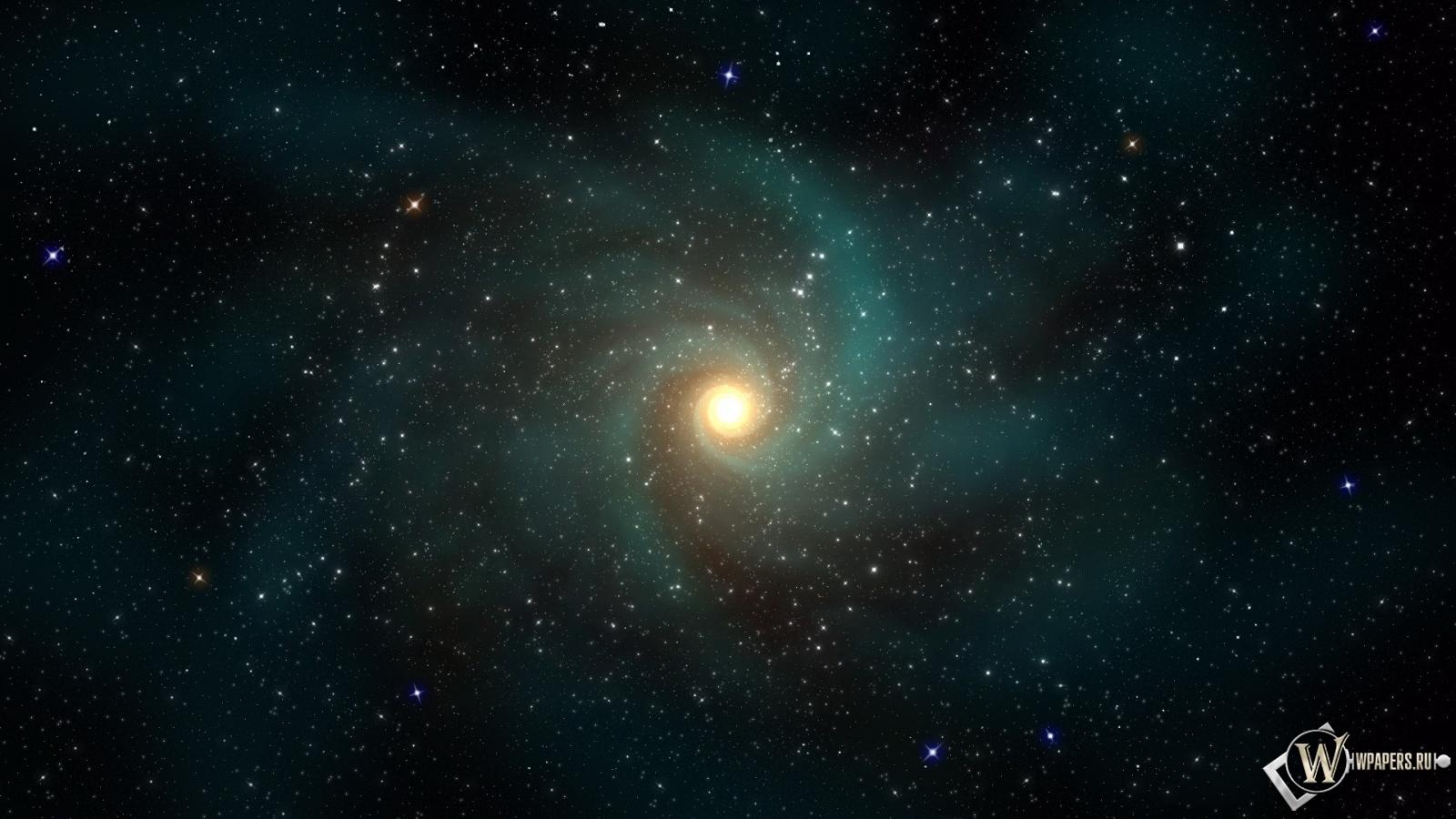 Галактика 1600x900