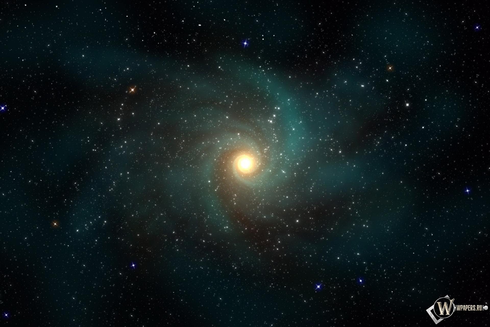 Галактика 1920x1280