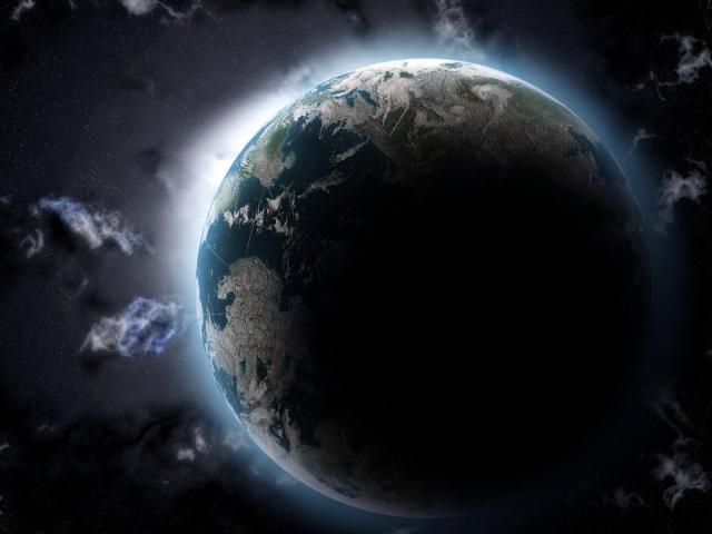 Земная тень