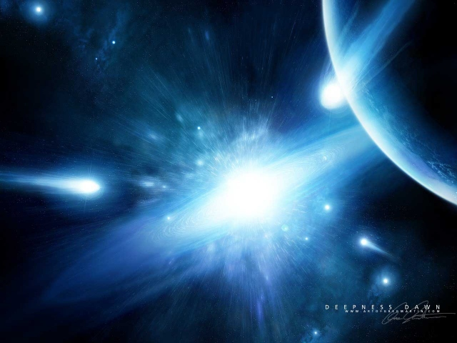 Рождение сверхновой