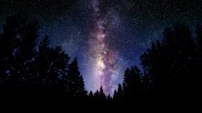 Обои Млечный путь: Путь, Млечный путь, Галактика, Космос