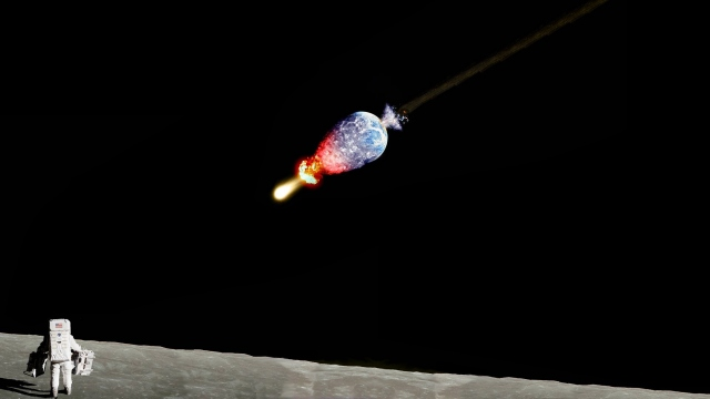 2012 высадка на луну