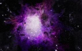 Обои Туманность: Звёзды, Туманность, Астрономия, Космос