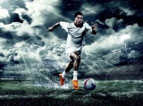 Обои Cristiano Ronaldo: Футболист, Мяч, Cristiano Ronaldo, Спорт