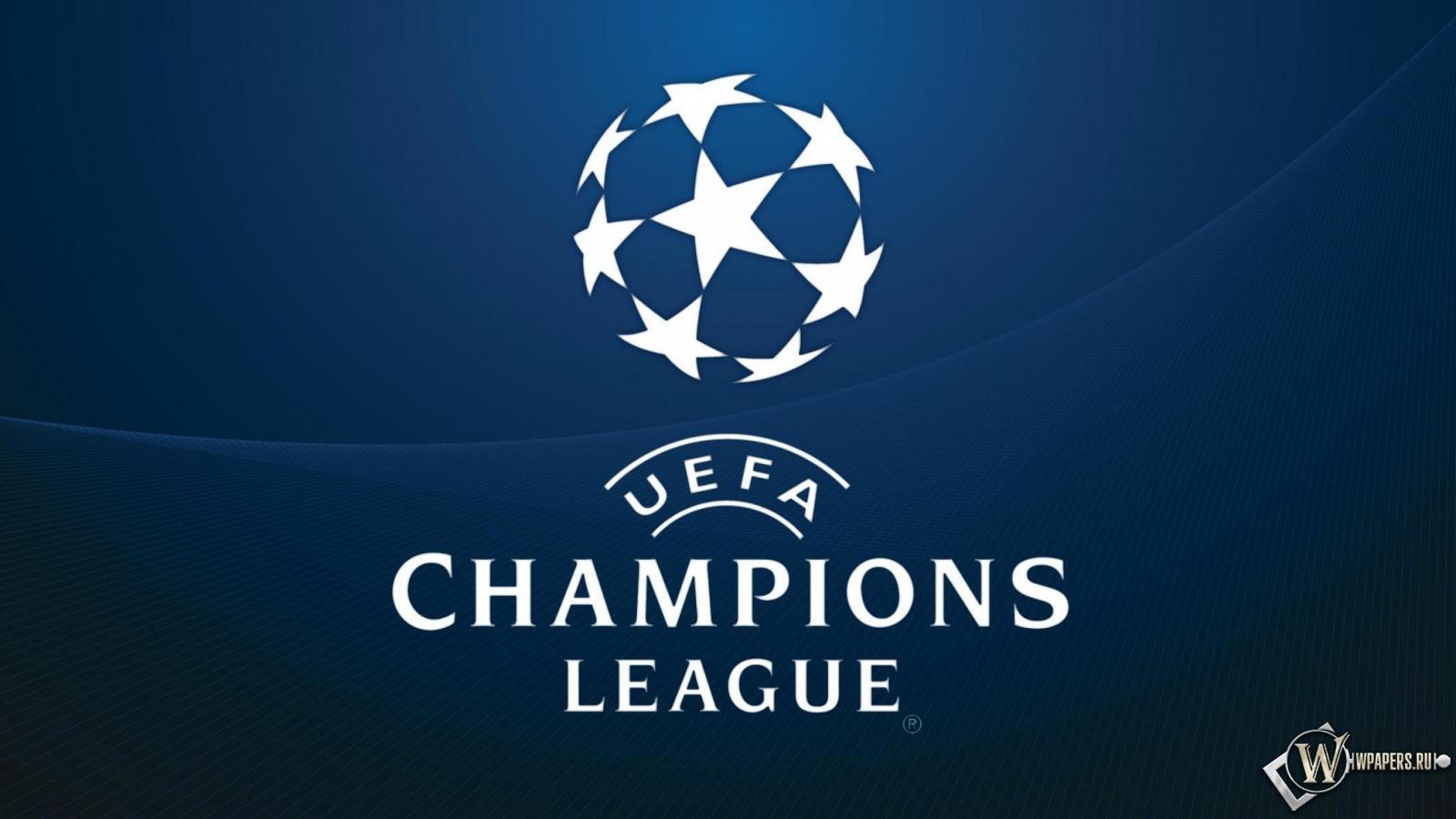 Лига чемпионов УЕФА 1600x900