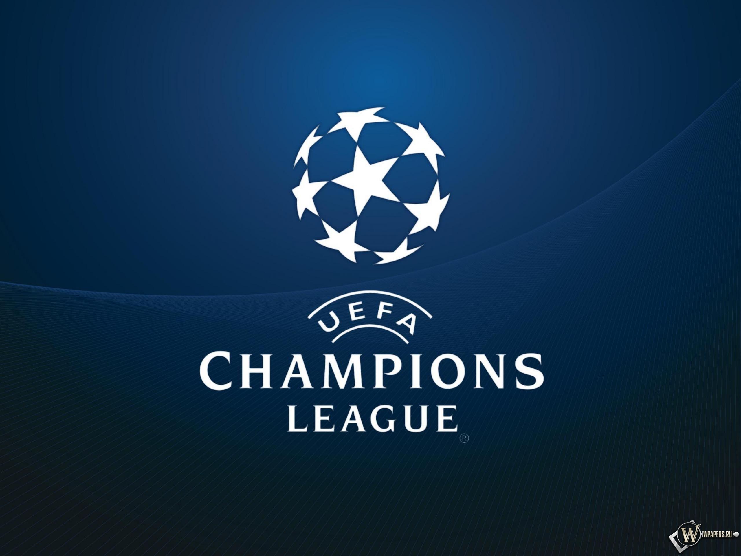 Лига чемпионов УЕФА 2560x1920
