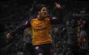 Обои Сеск Фабрегас: Спорт, Футбол, Футболист, Арсенал, Спорт