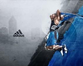 Обои Adidas: NBA, Adidas, бренд, basketball, Спорт