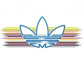 Обои Adidas: Логотип, Спорт, Спорт
