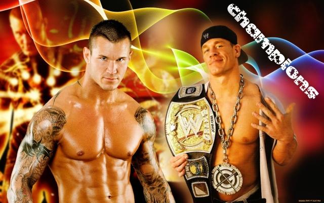 Randy Orton vs John Cena