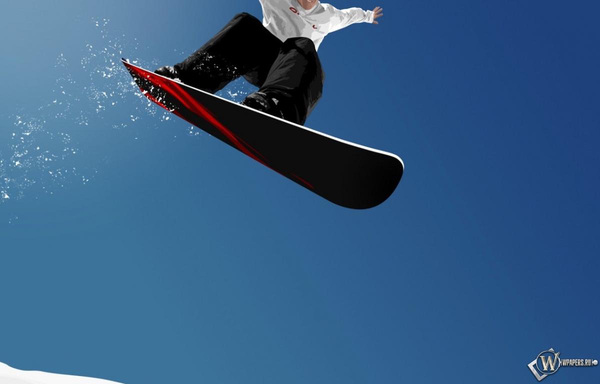 Рабочий стол обои сноуборд 6
