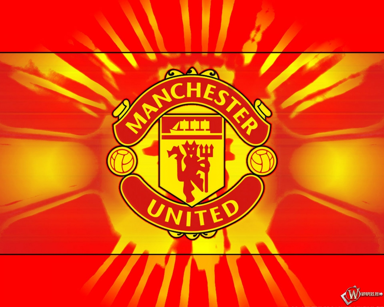 Manchester United 1280x1024