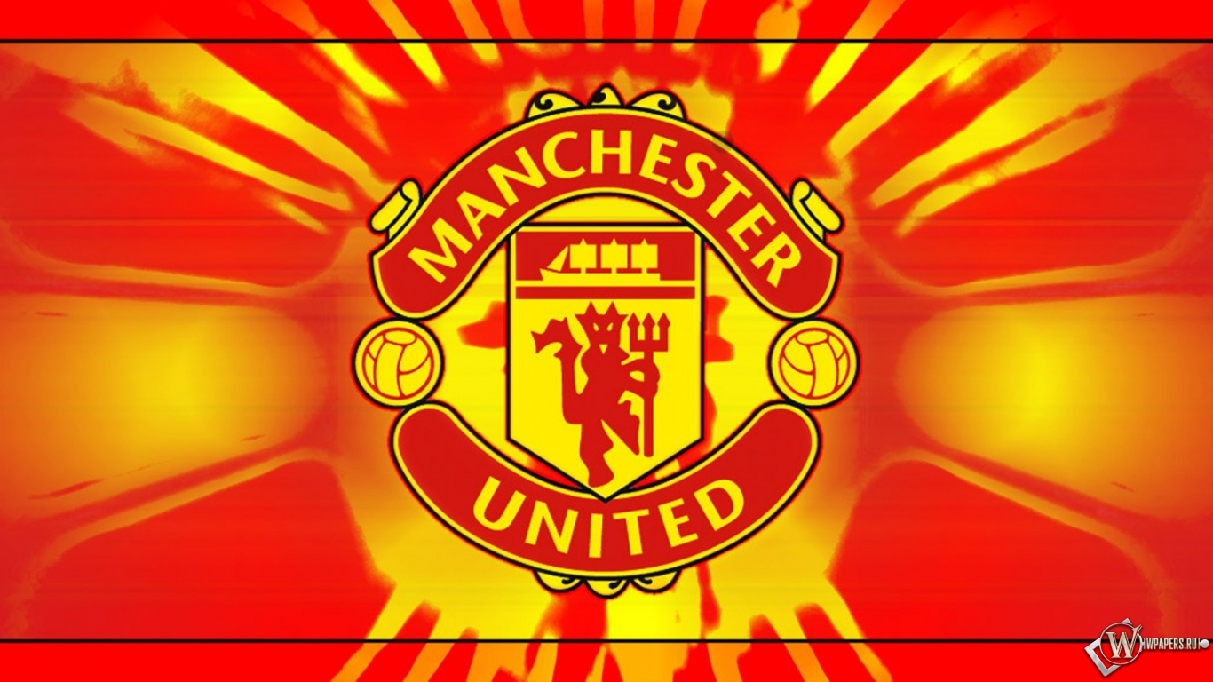 Manchester United 1366x768