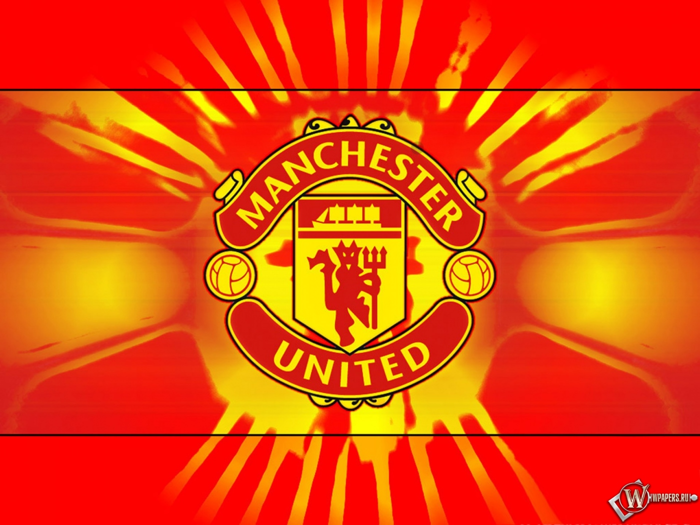 Manchester United 1400x1050