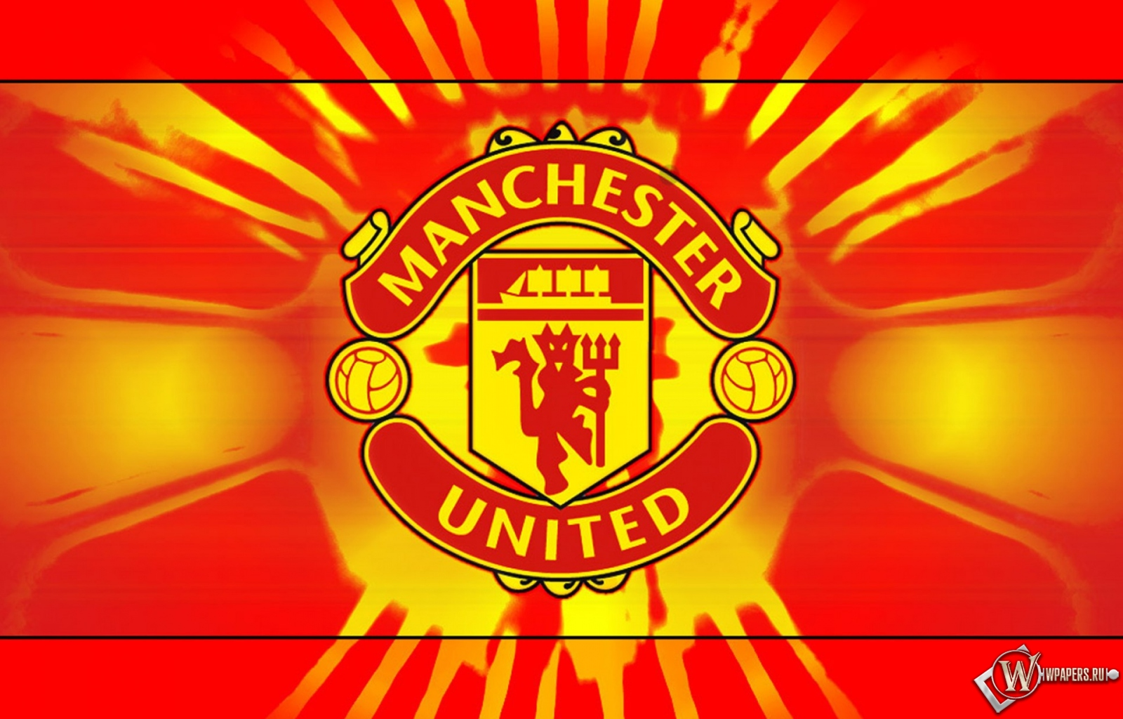 Manchester United 1600x1024
