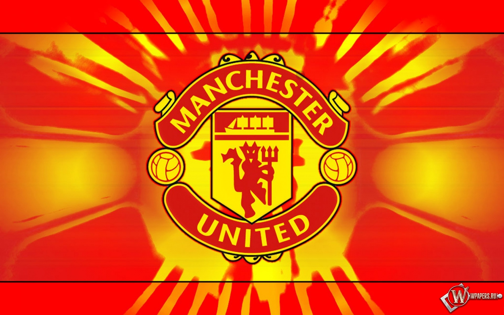 Manchester United 1680x1050