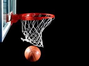 Обои Баскетбольное кольцо: Мяч, Баскетбол, Кольцо, Спорт