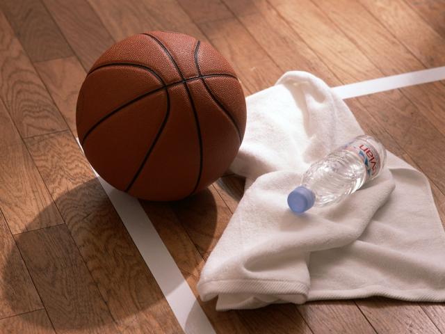 Баскетбольный комплект