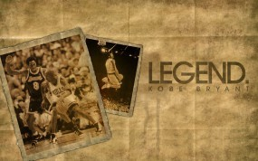Обои Легенды Баскетбола: Баскетбол, Коби Брайант, NBA, Спорт