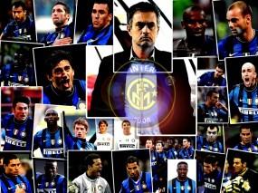 Обои Inter Milan: Футбол, Футболисты, Команда, Спорт