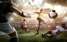 Fotball manipulation