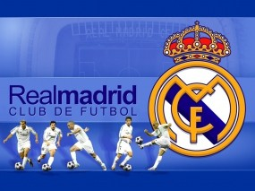 Обои Real Madrid: Футбол, Команда, Real Madrid, Спорт