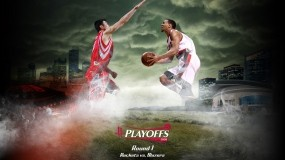 Обои NBA Playoffs: Баскетбол, NBA, Playoffs, Спорт