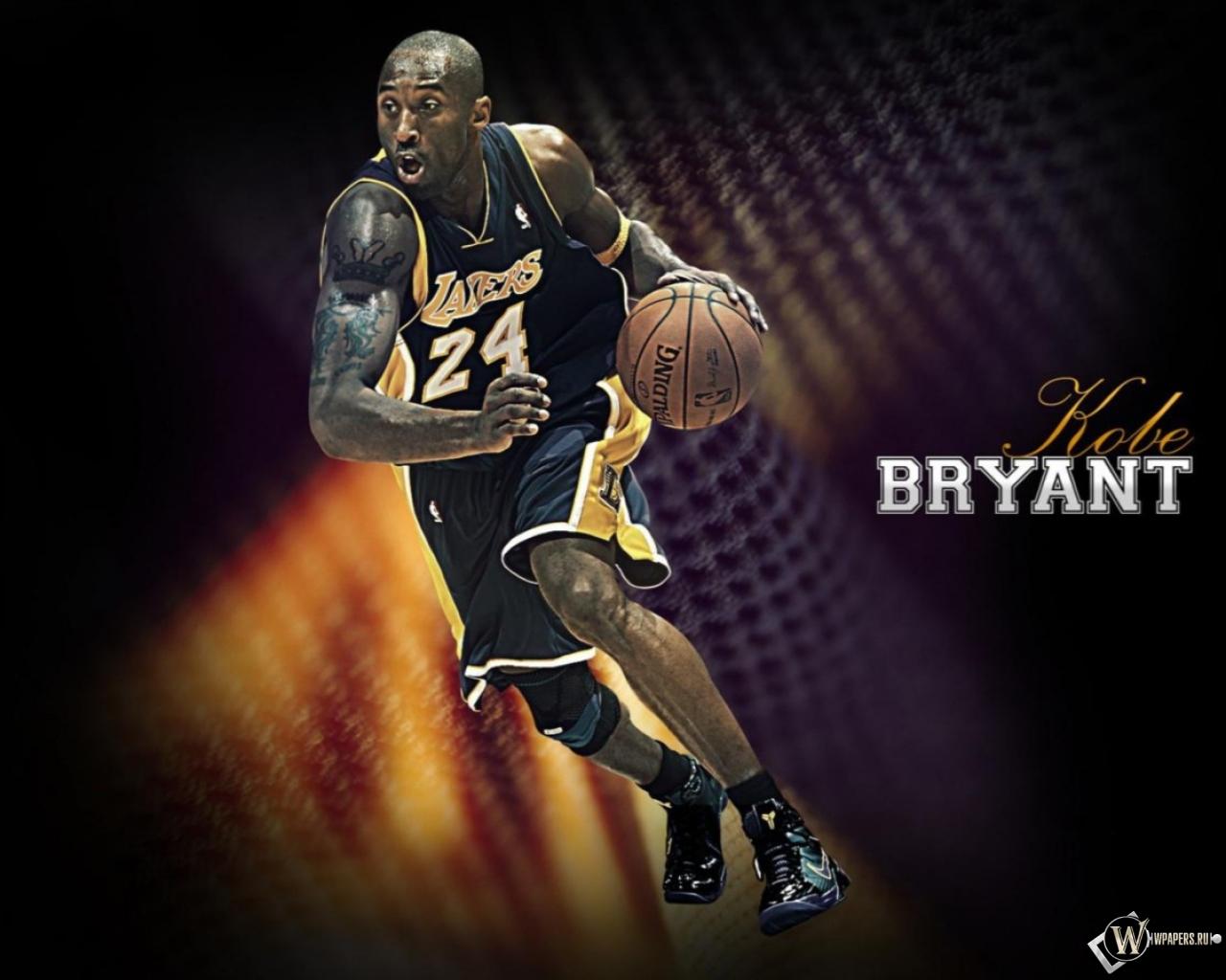 Kobe Bryant 1280x1024