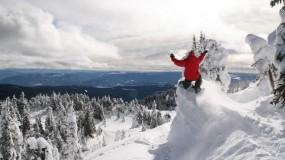 Обои Snowboarder: Спорт, Сноубордист, Экстрим, Sport, Спорт