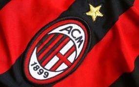 Обои Эмблема ФК Милан: Футбол, Эмблема, Милан, Спорт