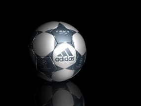Обои Футбольный мяч: Спорт, Футбол, Мяч, Adidas, Спорт
