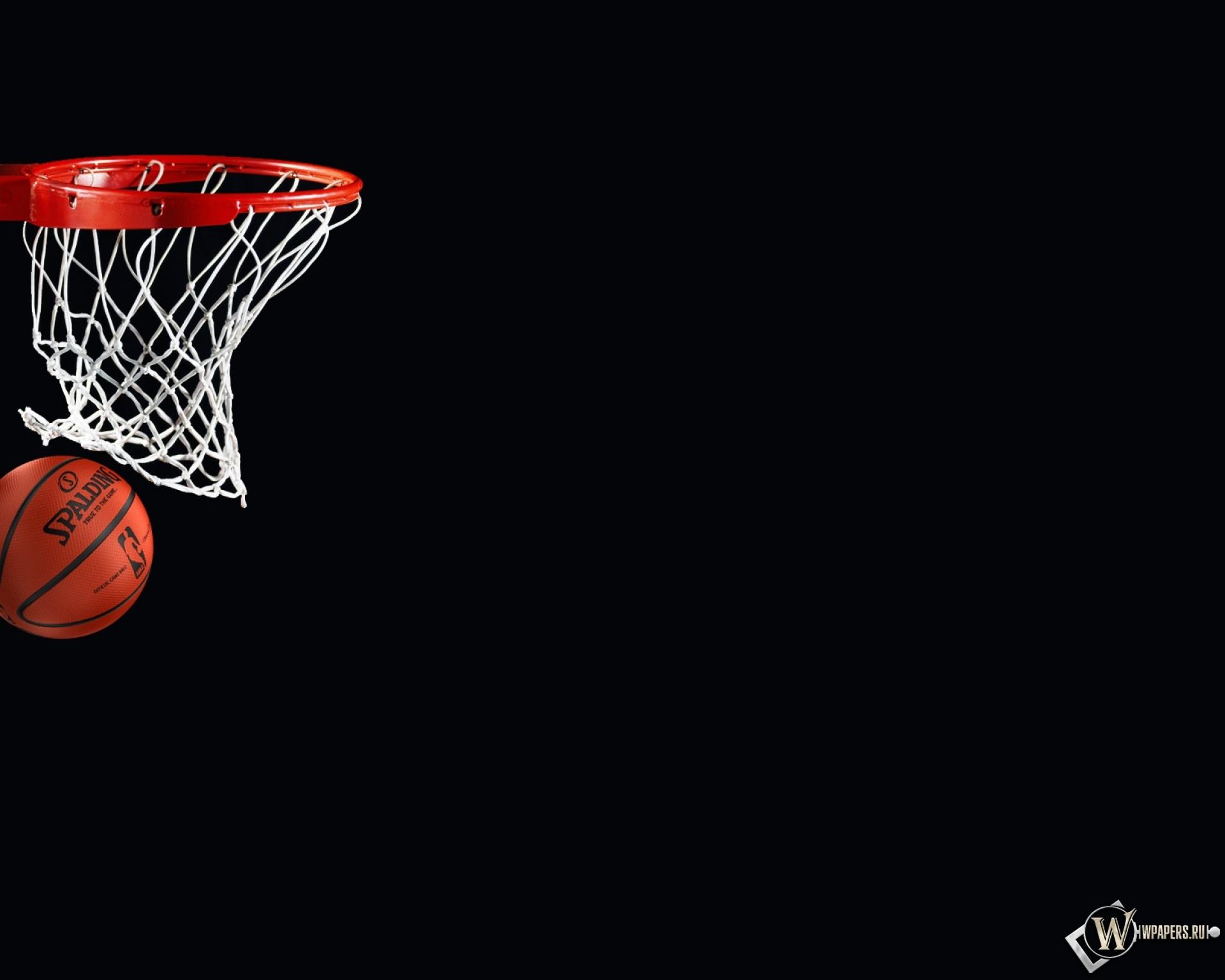 Мяч и корзина 1920x1536