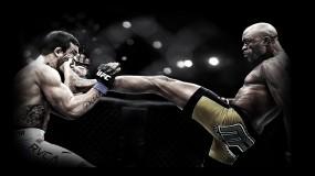 Обои UFC: Удар, UFC, Спорт
