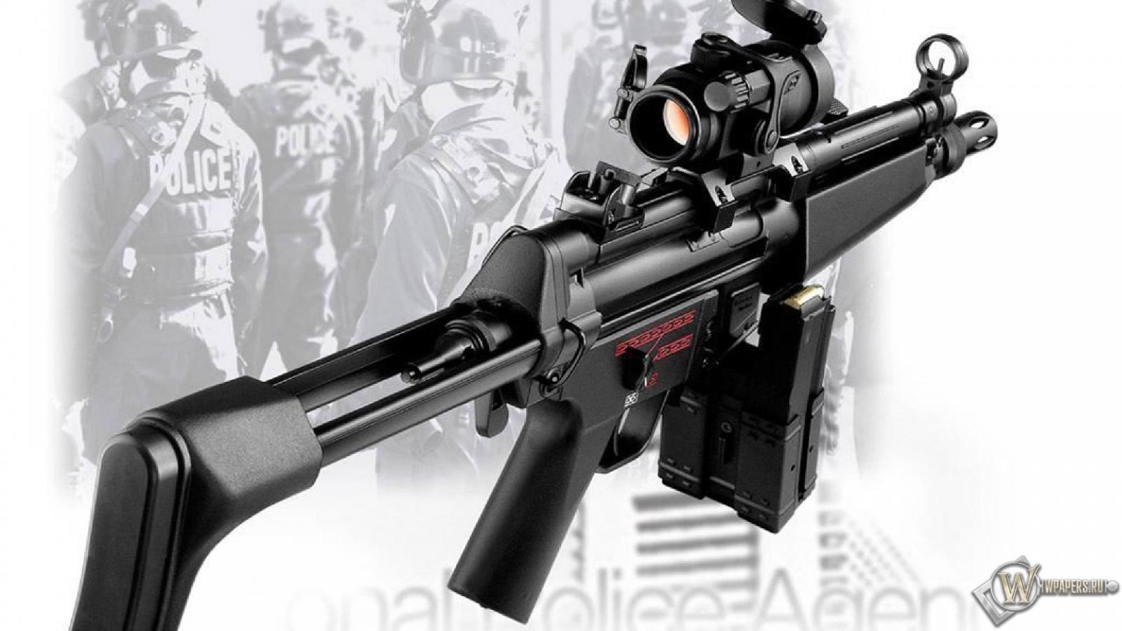 HK MP5 1600x900